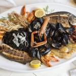 Rybí talíř pro 4 osoby